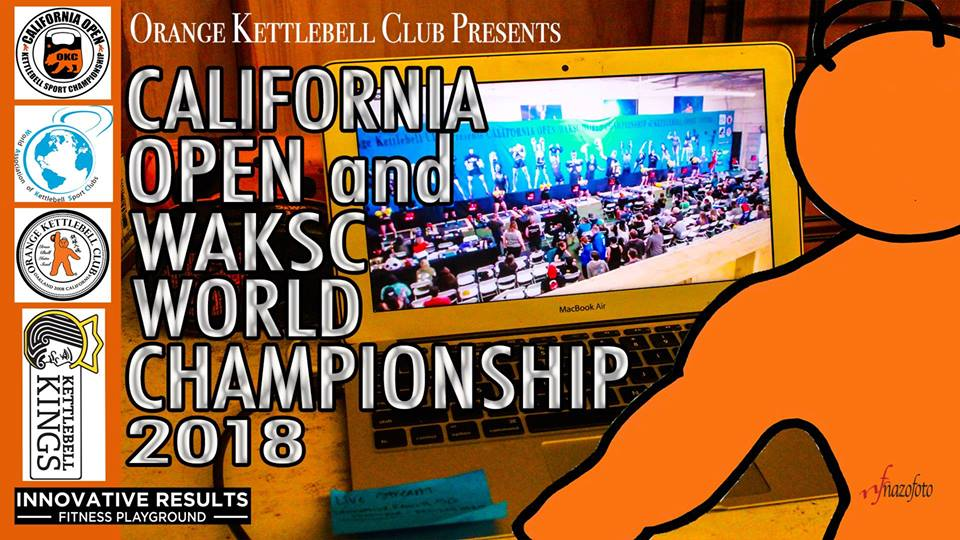 1d96e42fded Cali Open WAKSC World Championship 2018 Feb 22 at 3 PM to Feb 25 at 6 PM